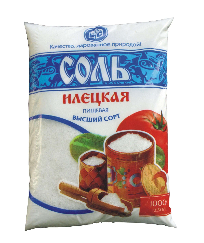 соль илецкая
